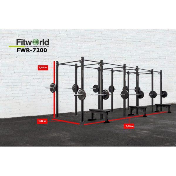 FWR-7200 Рама FitWorld