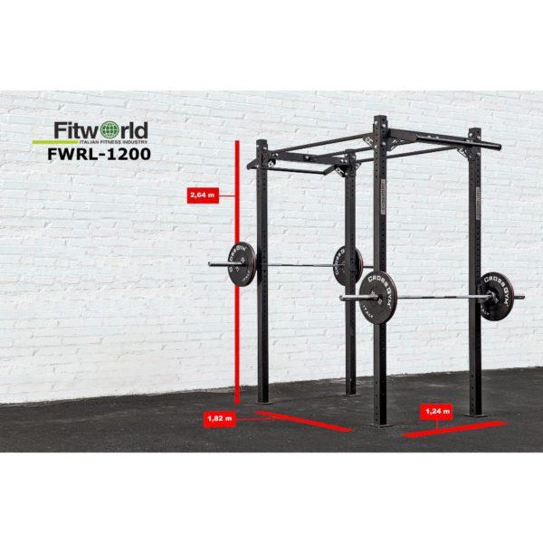 FWRL-1200 Рама FitWorld