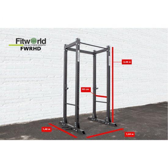 FWRHD-Силовая рама