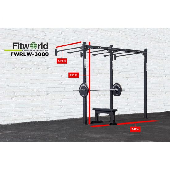 FWRWL-3000 Рама FitWorld