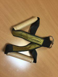Хлопчатобумажная стропа с деревянным
